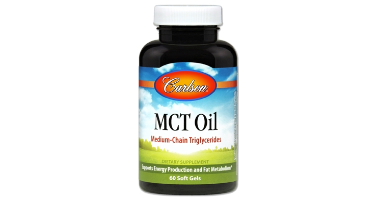 Carlson Labs Presents MCT Oil