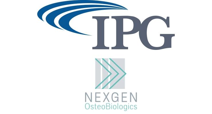 IPG and NEXGEN OsteoBiologics Create Tissue Management Solution