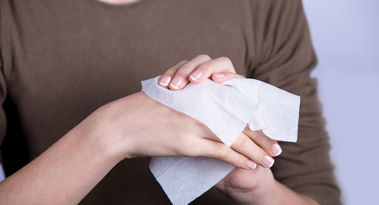 With its new investment in North America, Glatfelter is hoping to increase its exposure to the disposable wipes market.