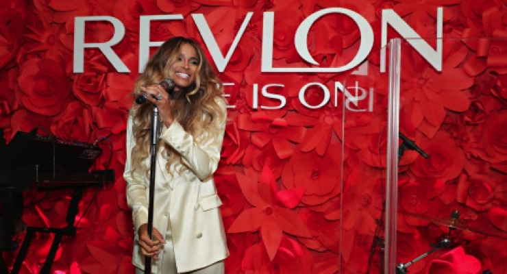 Revlon Taps Ciara As Global Brand Ambassador
