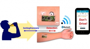 Wearable Tattoo Sends Alcohol Levels to Cell Phone