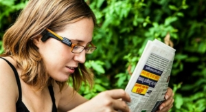 Wearable Artificial Vision Device Helps the Legally Blind