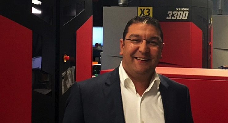 Telrol orders six Xeikon CX3 presses