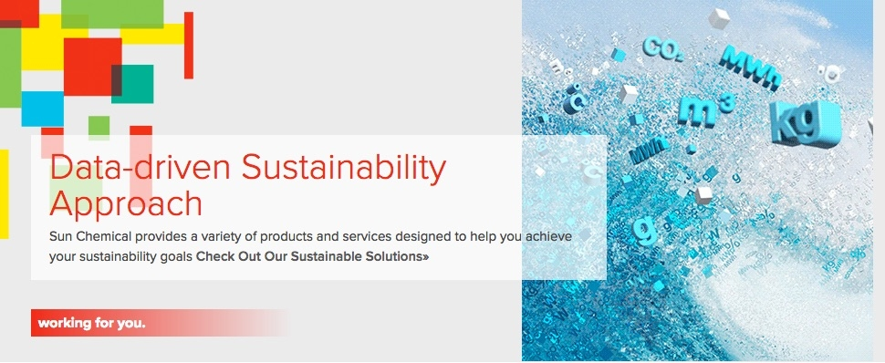 Data-driven Sustainability Approach