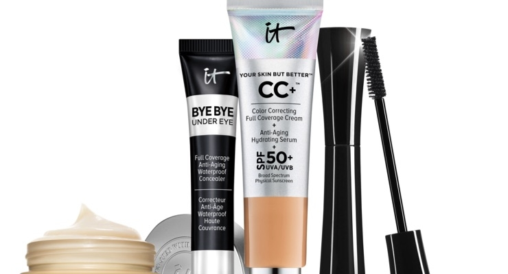 IT Cosmetics Co-Founders Honored