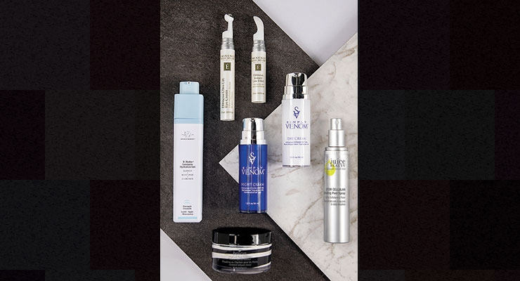 Fusion works with many skin care brands on various types of packages and decorations.