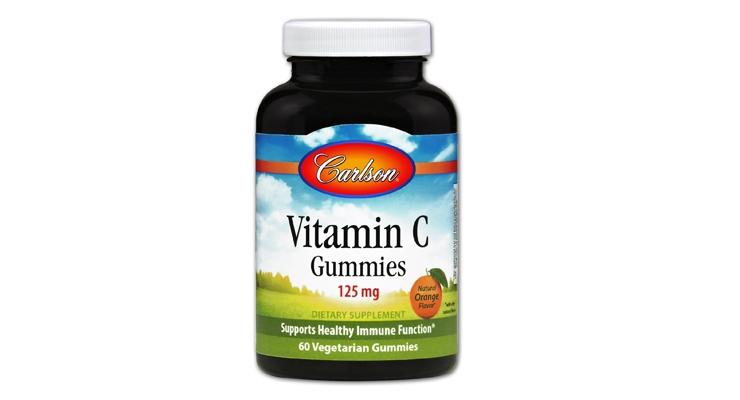 Carlson Vitamin C Gummies Target Immunity
