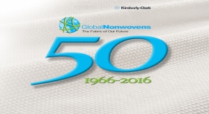 Kimberly-Clark Celebrates 50 Years in Nonwovens
