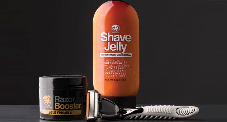 BladeButter Expands  with ShaveJelly, Razors