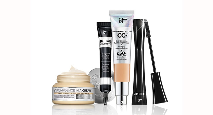 L'Oréal's latest purchase, of cult brand IT Cosmetics, added to their social media presence.
