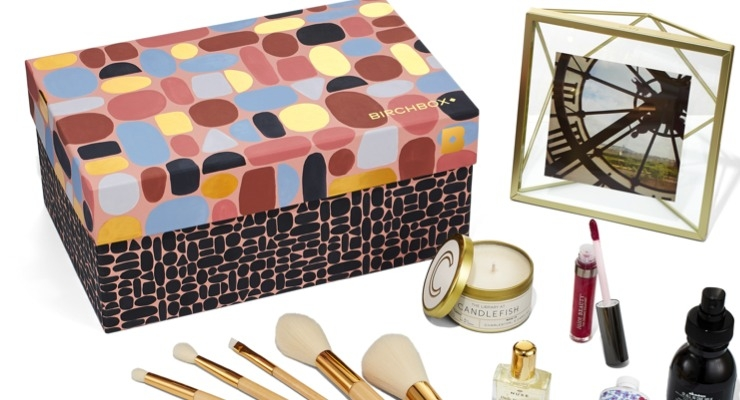 Birchbox Rolls Out Festive Kits