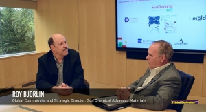 Roy Bjorlin of Sun Chemical Advanced Materials on In-Mold Electronics - Part 1