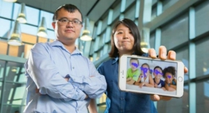 Smartphone App Tracks Eye Movement for Early Autism Detection