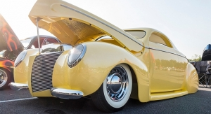 PPG-Painted Cars and Trucks Shine at Shades of the Past