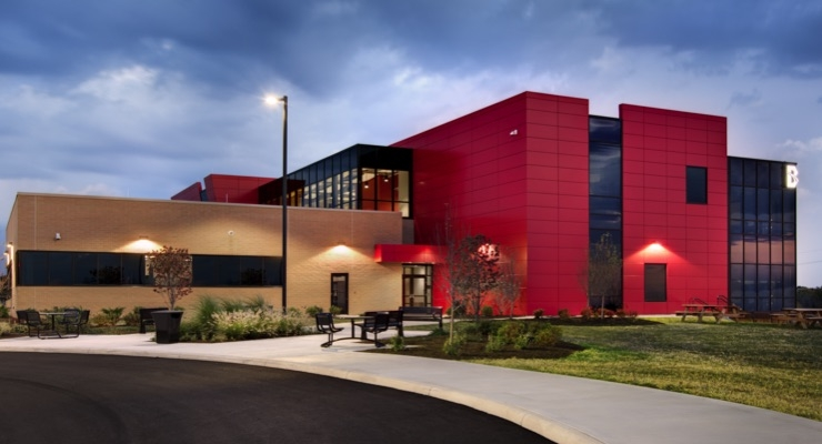 Butler Tech Bioscience Center Features Hands-On Learning in Bold New Building