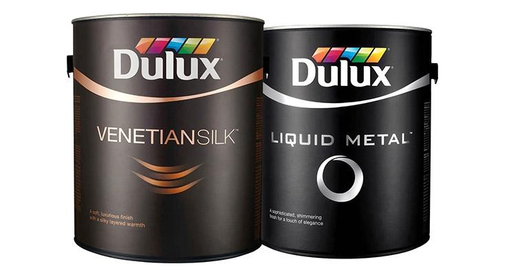 Dulux Launches Venetian Silk