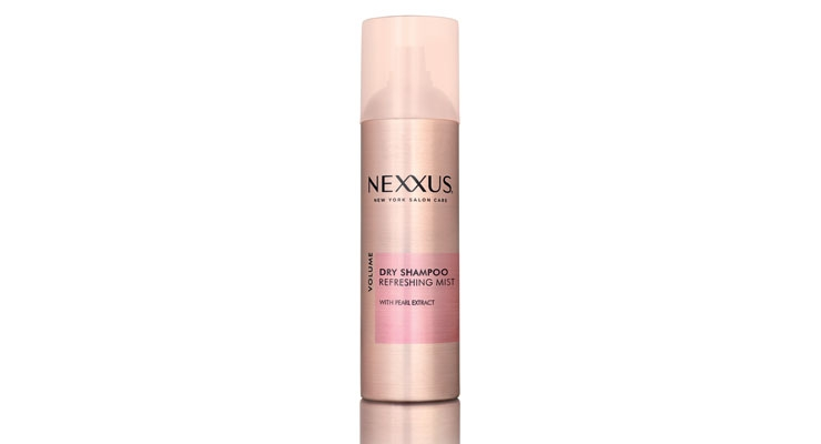 Nexxus is seeing success with its dry shampoo formulation
