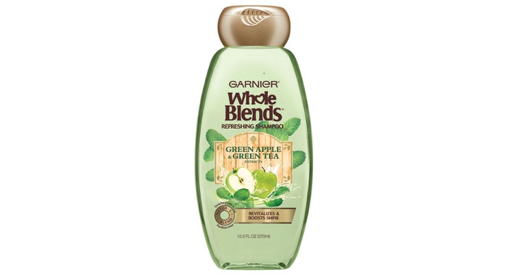 Garnier Whole Blends Refreshing Shampoo