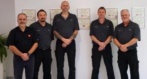 Nilpeter's Technology Center team earns FTA FIRST operator certifications
