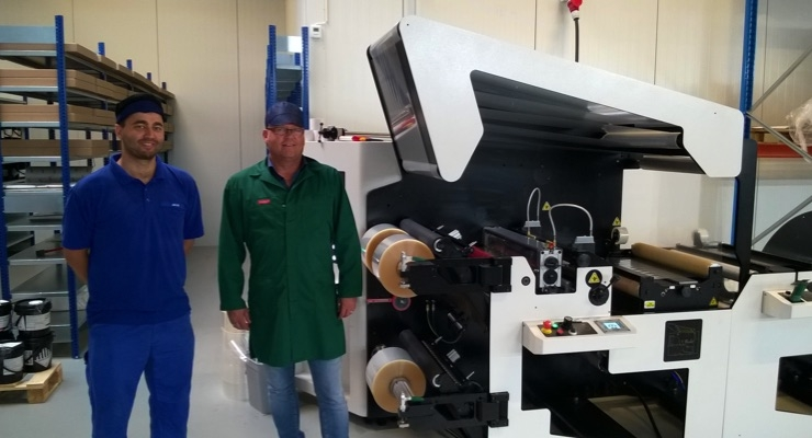 Rotoflex VLI 600 a hit for Denmark's Dan Labels