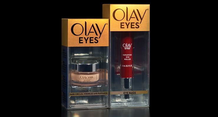 "Arkay Packaging worked with Olay on their recently launched cartons, using techniques that had ""never been done before."""