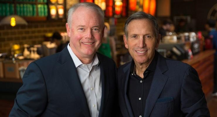 Starbucks Unveils New Leadership Structure