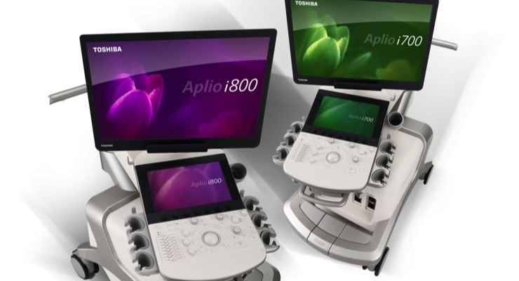 Toshiba Medical Introduces Premium Ultrasound Systems