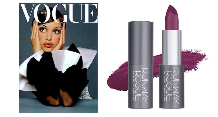 90s Supermodel To Launch Lip Color Line