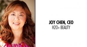 Joy Chen, CEO of H2O+ Beauty, Wins Gold Stevie Award