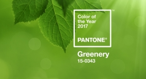 Pantone Goes Green for 2017