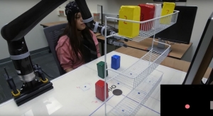 Noninvasive EEG-Based Control of a Robotic Arm for Reach and Grasp Tasks