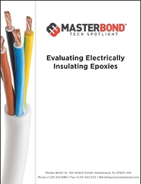 Evaluating Electrically Insulating Epoxies