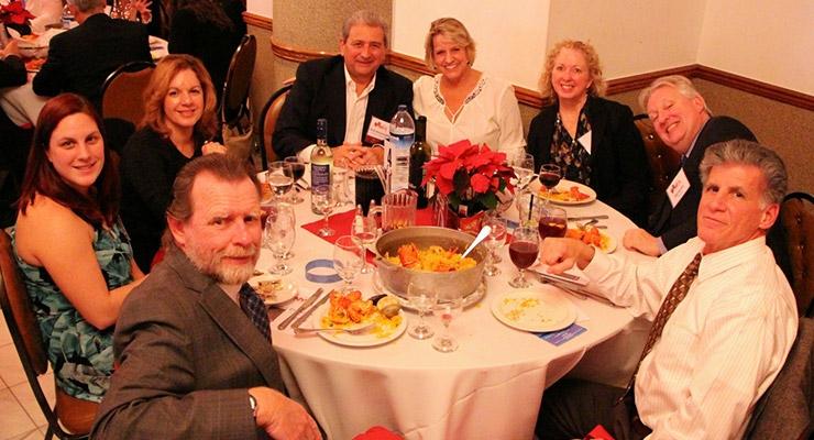 MNYCA Hosts Holiday Party