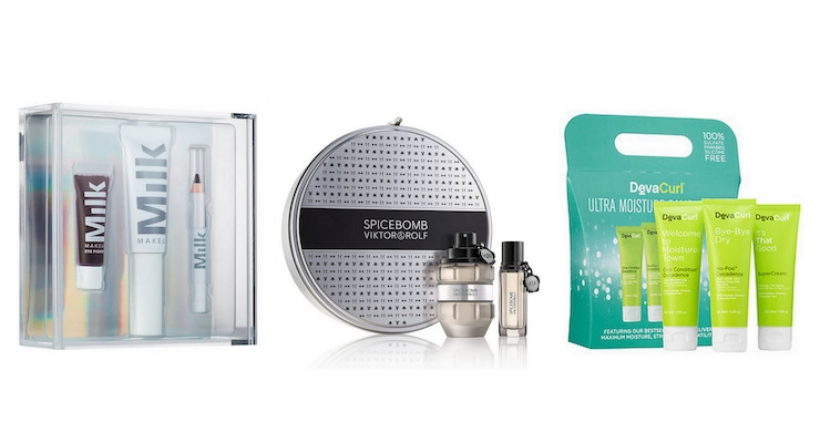 Boxes, Cartons & Cases Turn Beauty Sets Into Gifts