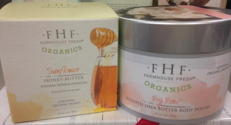 FarmHouse Fresh Launches Organics Line
