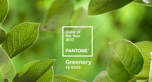 Greenery is Pantone's Color of the Year 2017