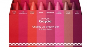 Clinique Teams Up With Crayola