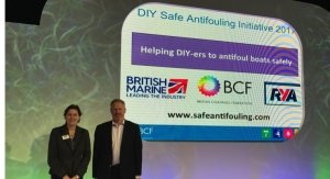 BCF Launches DIY Safe Antifouling Initiative at 2017 London Boat Show