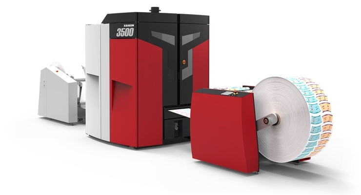 Nordic printer boosts capacity with Xeikon