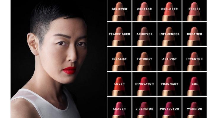 Hourglass Recruits Jenny Shimizu To Launch An Empowering Lip Line