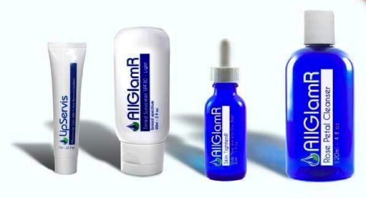 'AllGlamR' Is Latest Skin Care Launch