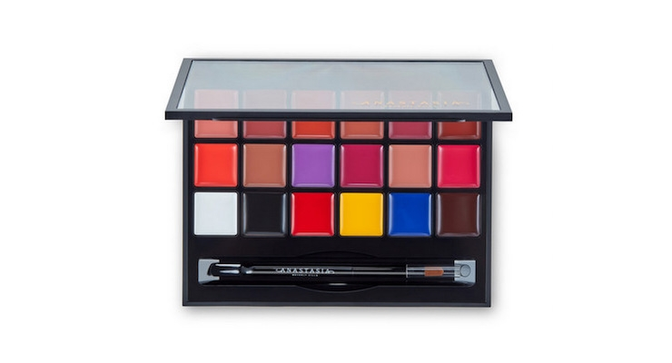 Anastasia Beverly Hills' Customizable Lip Palette Lets Users Create Shades