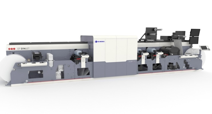 Meyers orders North America's first MPS EF SYMJET press, powered by Domino
