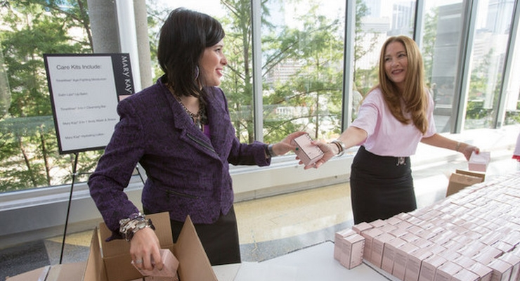 Mary Kay Brought Its Annual Leadership Conference to New Orleans