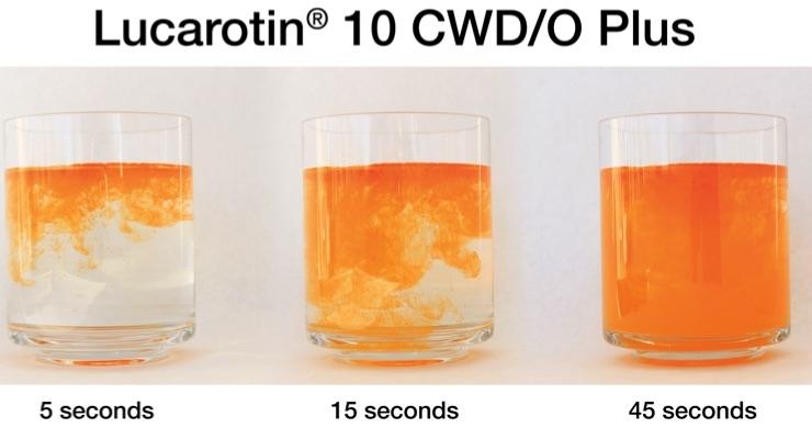 BASF Launches 10% Beta-Carotene Colorant