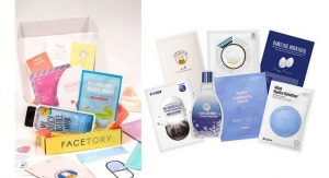 FaceTory Promotes Sheet Mask Subscription Box