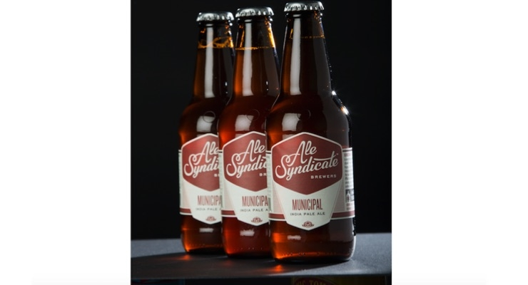 Berlin Packaging crafts new look for Ale Syndicate Brewers