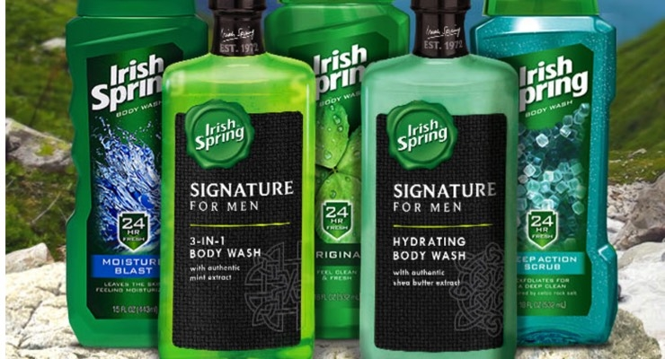 Sales Slip 5% for Fiscal Year at Colgate-Palmolive