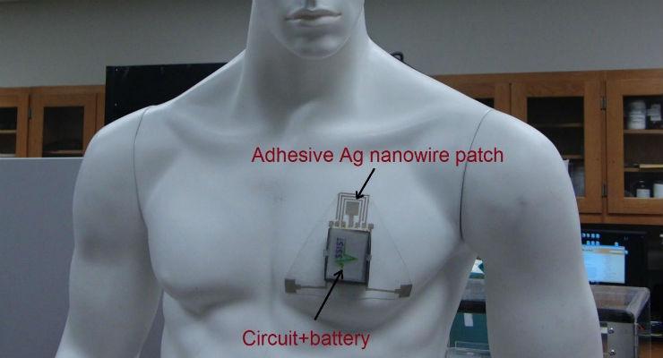 Wearable, Low-Cost Sensor Measures Skin Hydration