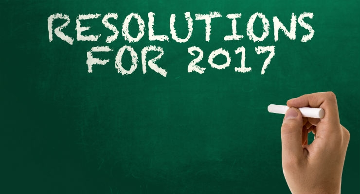 New Year's Resolutions for Industry